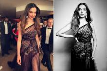 Deepika Padukone Looks Ethereal In A Marchesa Gown At Cannes 2017