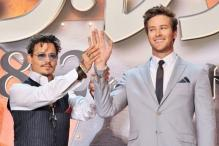 Johnny Depp Lives on an Entirely Different Planet: Armie Hammer
