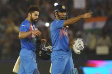 'MS Dhoni Still the Best Person to Guide Virat Kohli'