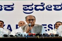 Digvijaya Booked for Saying Telangana Police Encouraging Muslims to Join ISIS