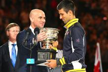 Novak Djokovic Pulls Off A Coup, Names Andre Agassi As New Coach
