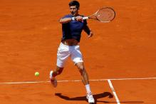 Madrid Open: Djokovic Stretched By Almagro In First Round