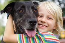 Dogs And Kids Can be a Stress-Busting Duo