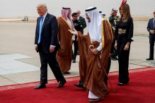 With Saudi Arabia, Trump Starts First Foreign Tour as Scandals Mount at Home