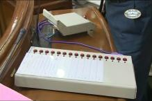 How AAP's Saurabh Bhardwaj 'Proved' EVMs Can be Rigged