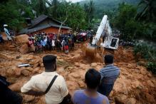 Rain-triggered Floods, Landslides Kill Over 90 in Sri Lanka