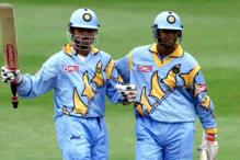 May 26, 1999: Ganguly, Dravid Put On a Show at Taunton