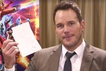 Kenny Sebastian Interviews Chris Pratt and The Fanboy In Him Does The Talking