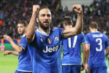 Champions League: Higuain Double Sends Juventus Close to Final