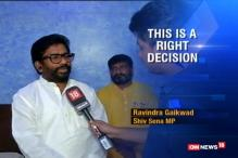 India360: Shiv Sena's 'Unruly' MP Backs No-Fly List