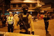 Suspected Suicide Bombers Kill 3 Police Officers, Wound 10 Others in Jakarta