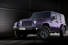 Jeep Launched Wrangler 'Night Eagle' Limited Edition, Only 66 Units for Sale