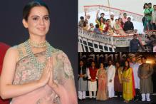 Kangana Ranaut Unveils The Poster of Manikarnika: The Queen Of Jhansi