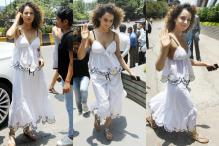 Let Kangana Ranaut Show You How To Beat The Heat