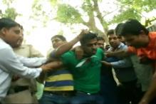 Aam Aadmi Party: Kapil Mishra Begins Hunger Strike, Attacked