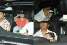 Kareena Kapoor Khan Takes Little Taimur For an Outing, See Pics