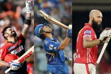 Hashim Amla Leads List of Centuries Scored In IPL In a Losing Cause