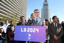 Donald Trump Has 'Done Everything' to Back LA 2024 - Bid Chief