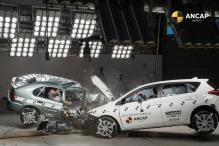 Video - Crash Test of 1998 Toyota Corolla Vs 2015 Corolla by ANCAP Reveals Advancement in Safety