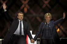 France Sings Ode to Joy, Macron to be Youngest President