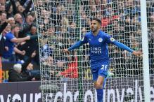 Mahrez, Albrighton Score as Leicester Thrash Watford 3-0