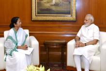 I Came to Discuss Ganga Erosion, Not the Presidential Elections: Mamata on Meeting Modi