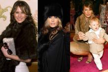 Melania Trump Sends Pamela Anderson a Thank You Note For a Fuax Fur Coat