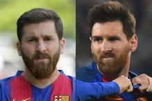 Lionel Messi Lookalike Mesmerises Iran, Booked for Disrupting Traffic