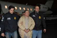 Mexican Drug Lord El Chapo Will be Tried in US in April 2018