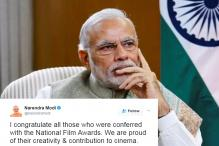 PM Narendra Modi Congratulates National Award Winners