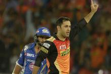 IPL 2017: SRH vs MI - Turning Point - Mohammad Nabi's Inclusion