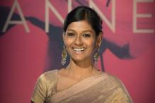 Cannes 2017: Nandita Das In a Peach Sari Is The Red Carpet Indian Beauty We'd All Been Waiting For