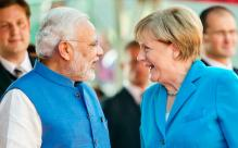 Chancellor Merkel And I Are on The Same Page, Modi Tells German Daily in Interview