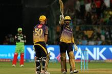 Sunil Narine Hits Fastest IPL Half-century Against RCB