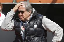 Ilie Nastase to be Denied Accreditation for French Open