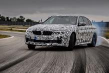 BMW M5 to Feature XDrive All-Wheel Drive