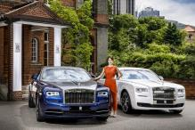Rolls-Royce Bespoke Collection to Celebrate Cars Spikes in South Korea