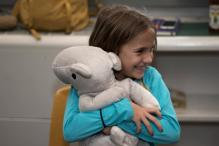 Meet Parihug: This Wi-Fi Soft Toy Will Let You Hug Loved Ones Miles Away