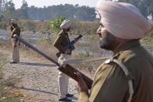 High Alert After Two Suspicious Bags Found Near Pathankot Military Base