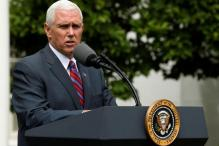 Trump Committed to Resolving Israel, Palestine conflict: Pence