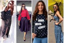 Kareena, Alia & Other Stars Go Gaga Over Polka Dots Print This Season