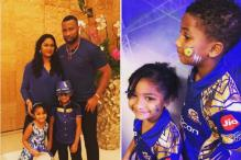 IPL 2017: Emotional Pollard Thanks Wife and Kids for Support