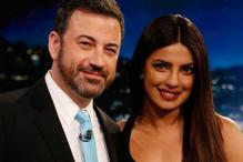 Priyanka Answers Everything From Met-Gala to Baywatch at Jimmy Kimmel Live!