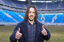 FIFA U-17 World Cup: Carles Puyol Hands First Ticket