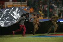 IPL 2017: SRH v KKR - Turning Point - Rain Washes Sunrisers Out