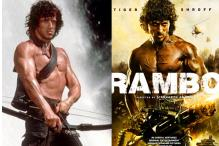 Sylvester Stallone Wishes Luck to Tiger Shroff for Rambo Remake