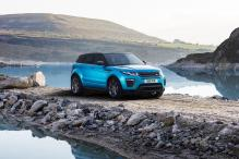 Range Rover Evoque Special Landmark Edition, Celebrates 600,000 Sales