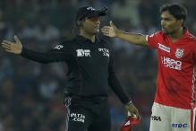 IPL 2017: KXIP's Sandeep Sharma Fined for Showing Dissent