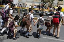 'No Bag Day' For Uttar Pradesh School Students on Saturdays