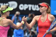 Sharapova Sets Up Bouchard Grudge Match at Madrid Open
